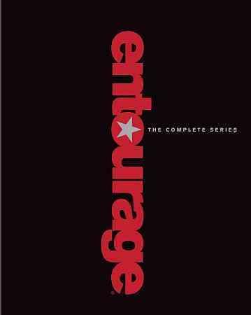 ENTOURAGE:COMPLETE SERIES BY ENTOURAGE (DVD)